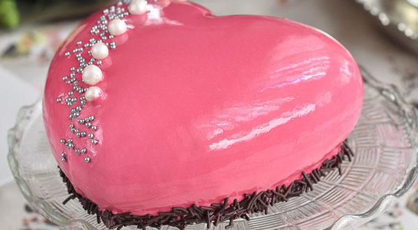كعكة السعادة الشهية