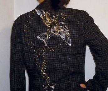 أفكار لتجديد الملابس باستخدم الدبوس المشبك